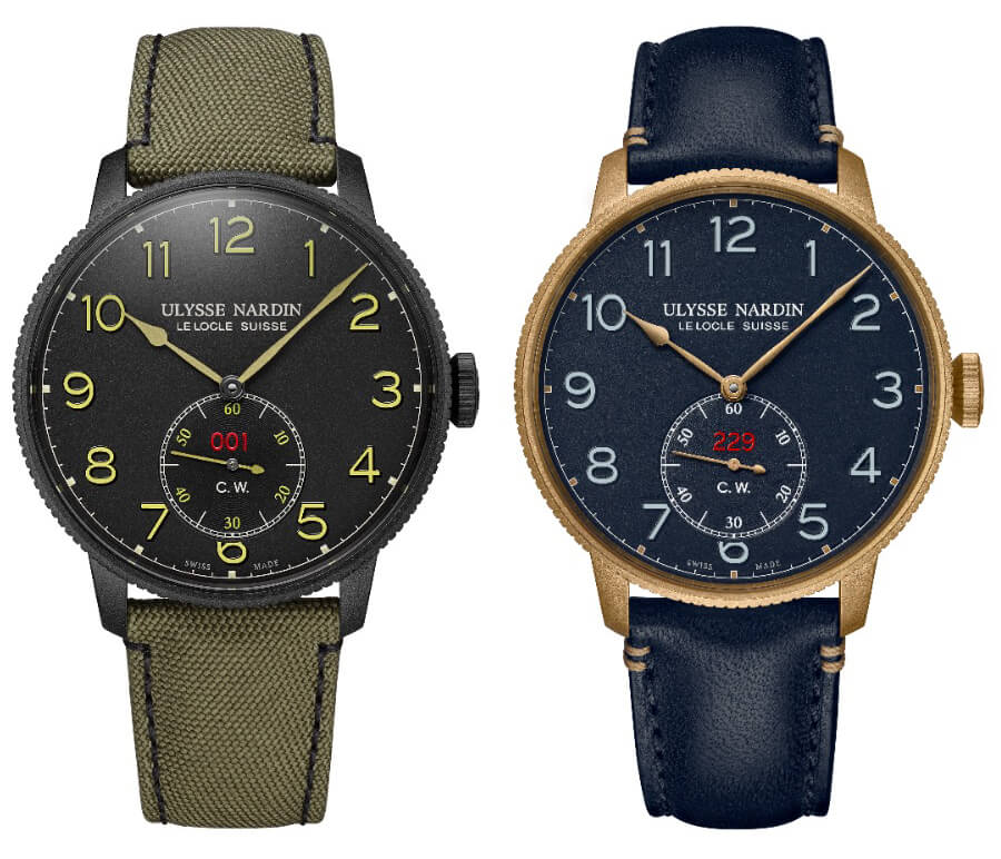 Ulysse Nardin Military Watch