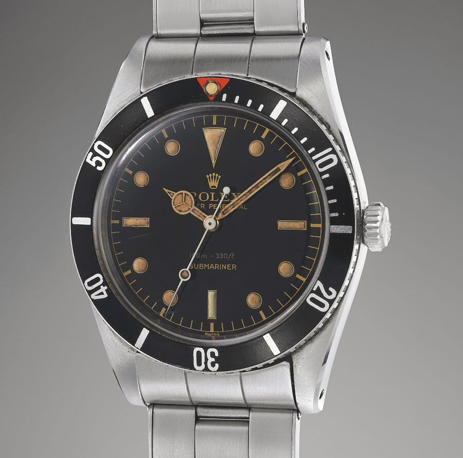 Rolex Submariner Ref 5508