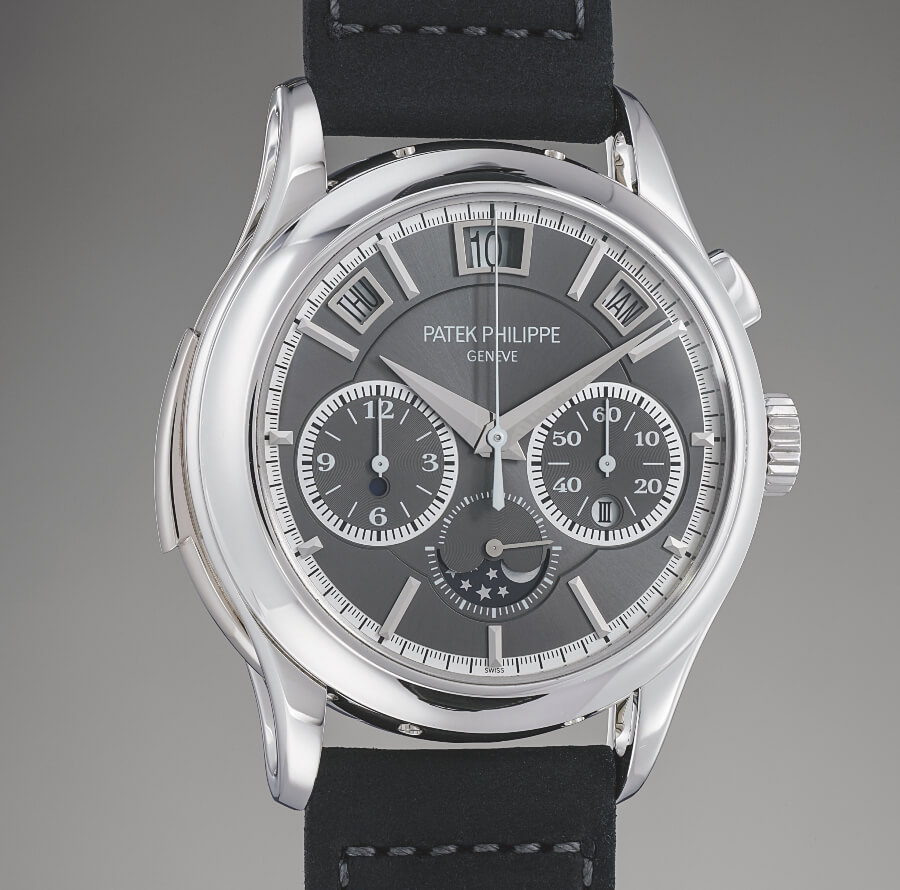 Patek Phillipe 5208P Perpetual Calendar Minute Repeating Watch