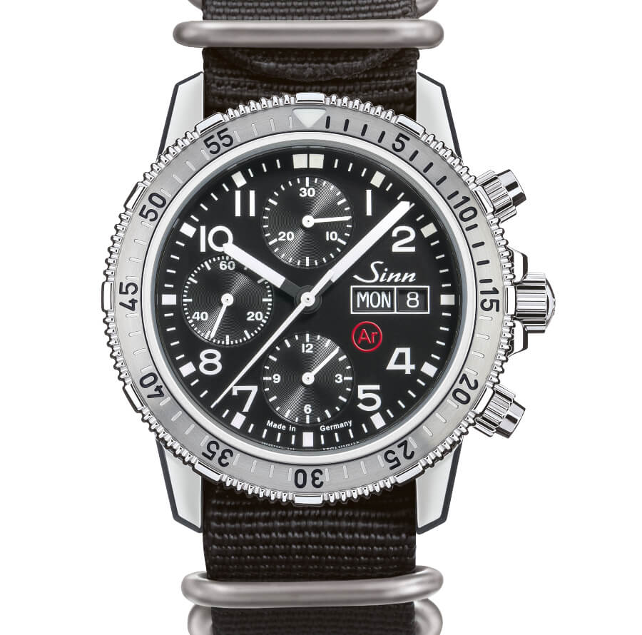 The New Sinn 206 St Ar Nato Strap