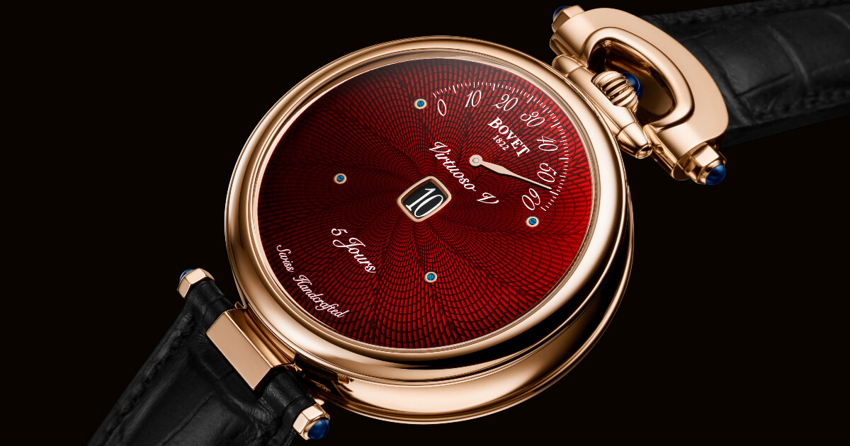 Bovet Virtuoso V (Specifications and Price)