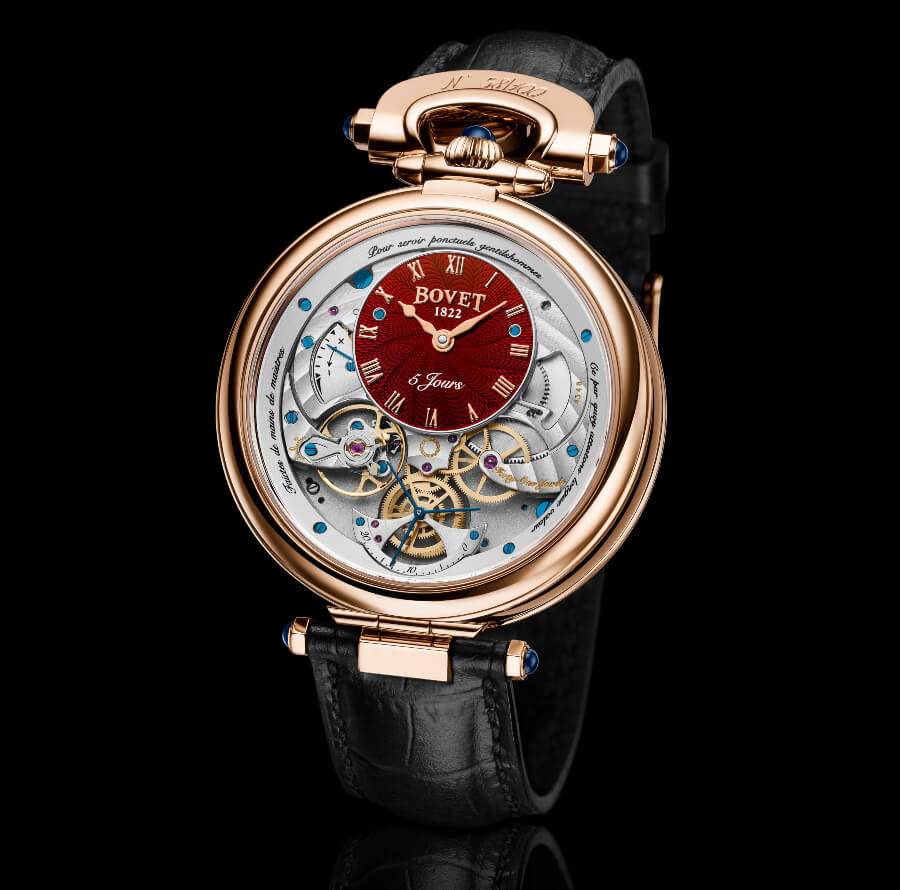 Bovet Virtuoso V Movement