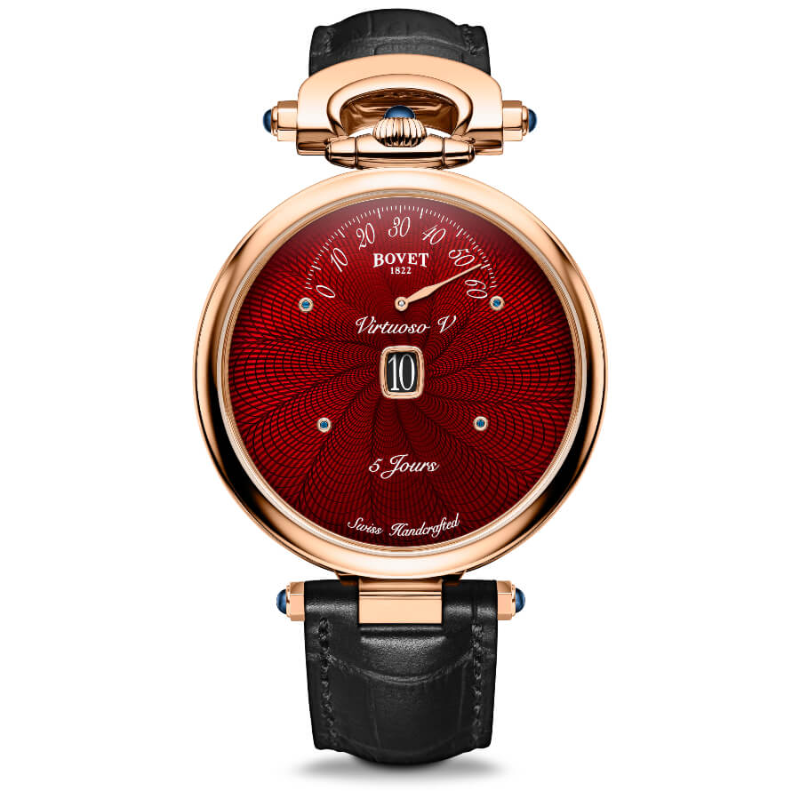 Bovet Men Watch