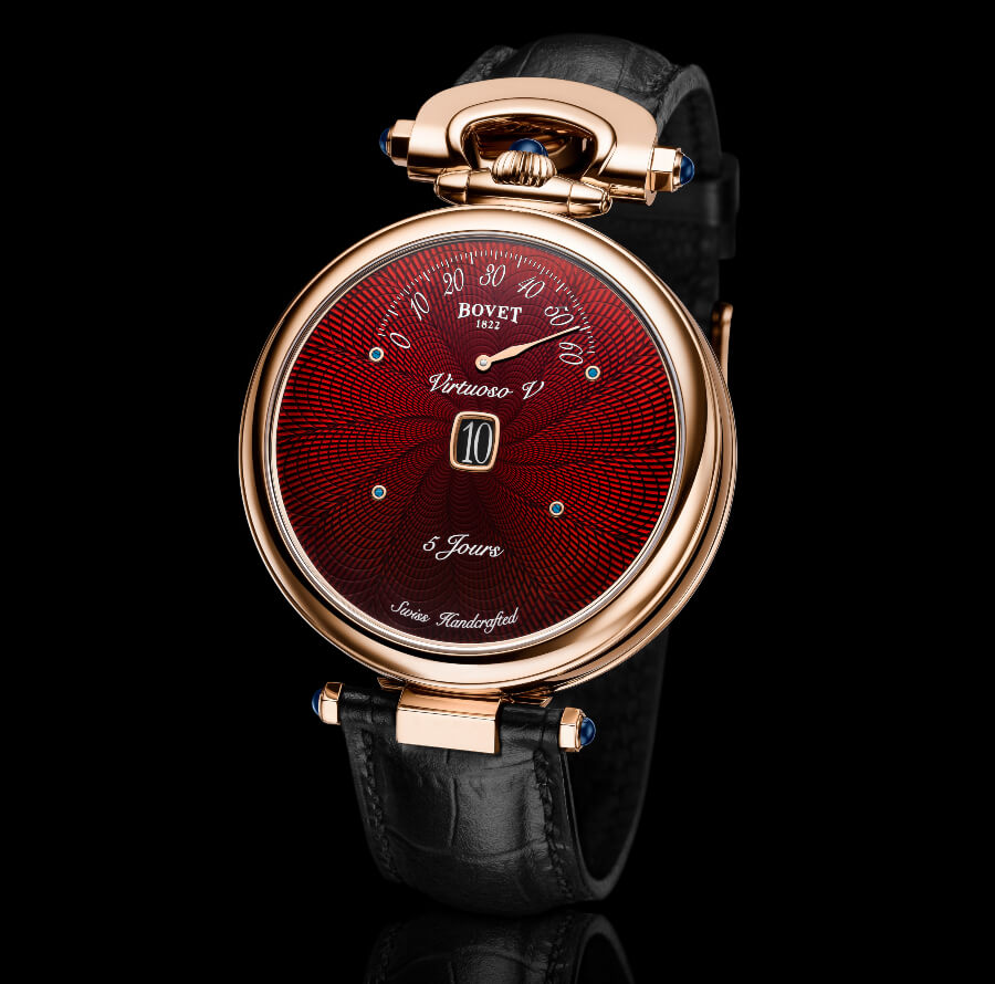 The New Bovet Virtuoso V