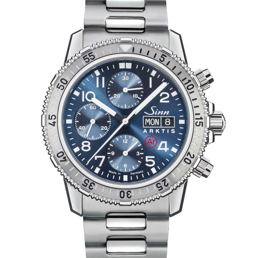 Sinn 206 ARKTIS II Chonograph Watch