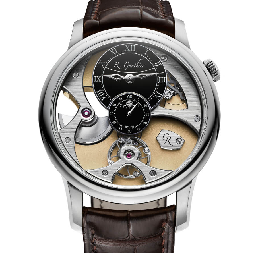 Micro Rotor Watch
