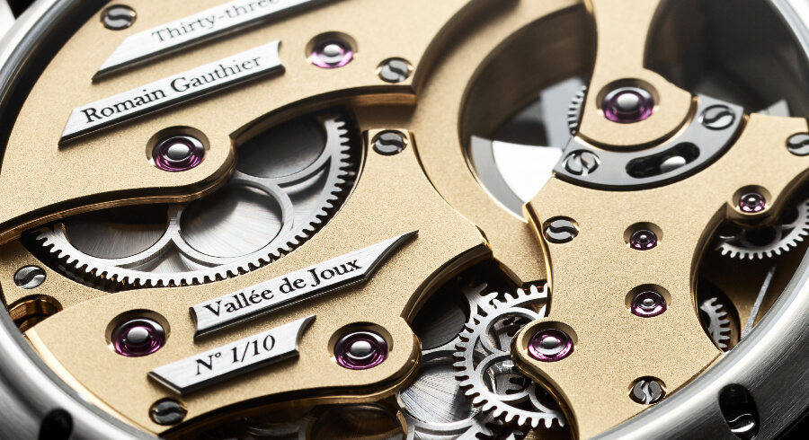 Romain Gauthier Movement