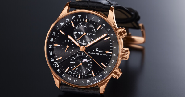 Sinn 6012 Rose Gold Anniversary (Specifications and Price)