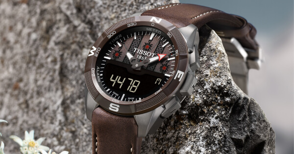 Tissot T-Touch Swiss Edition (Specifications and Price)