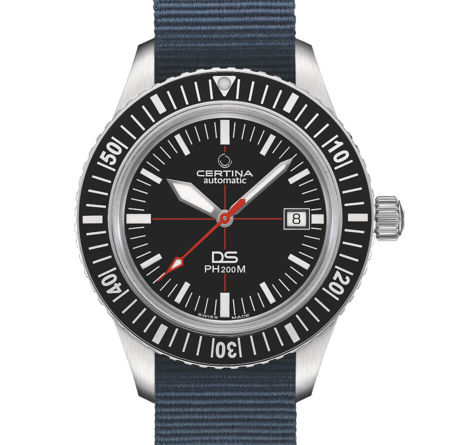 Certina Diver Watch
