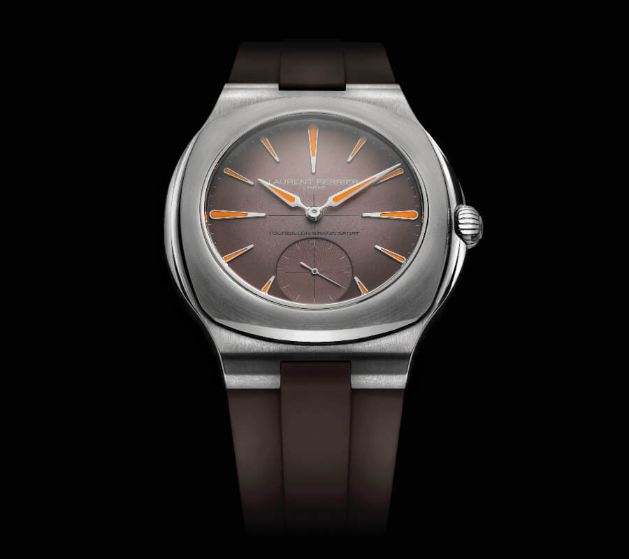 The New Laurent Ferrier Tourbillon Grand Sport
