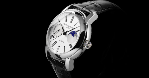 Frederique Constant Classics Moonphase Manufacture (Specifications and Price)