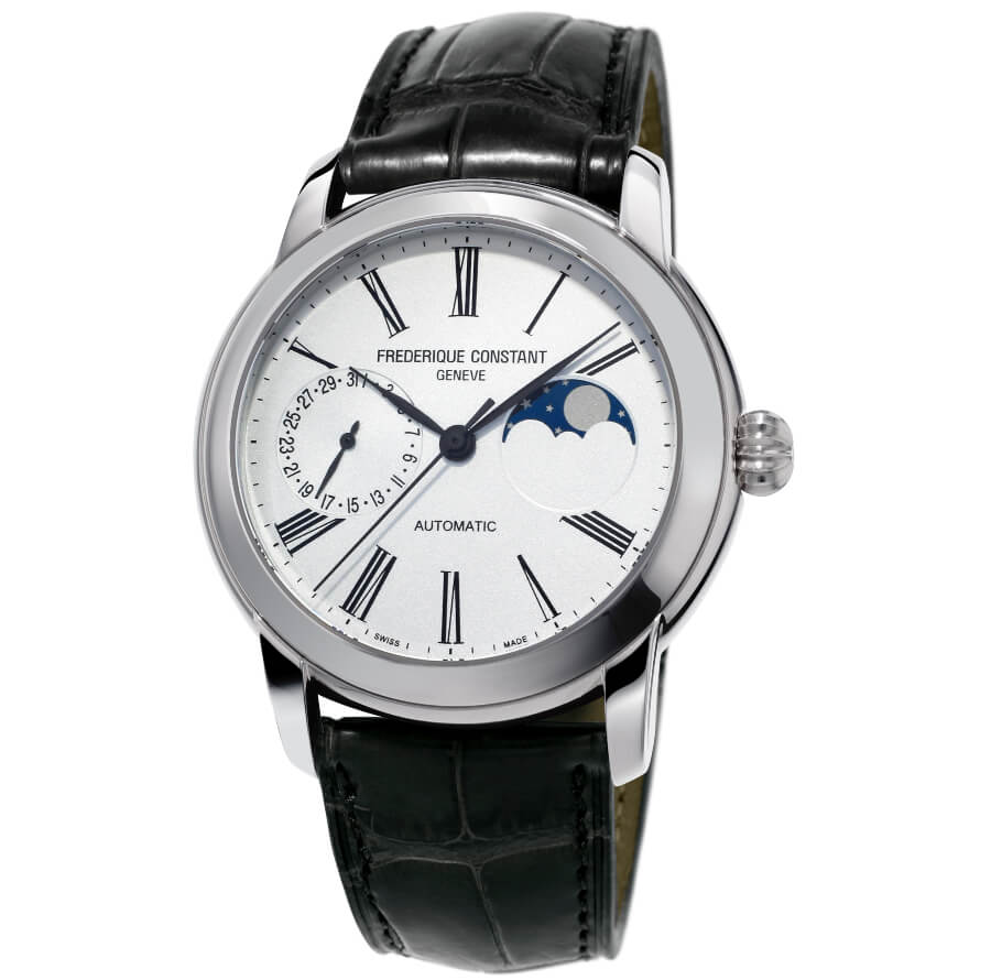 Frederique Constant Classics Moonphase Manufacture Watch Review