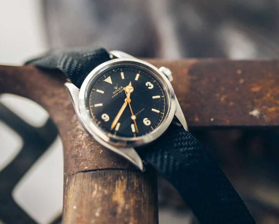 Rolex 6150 Explorer