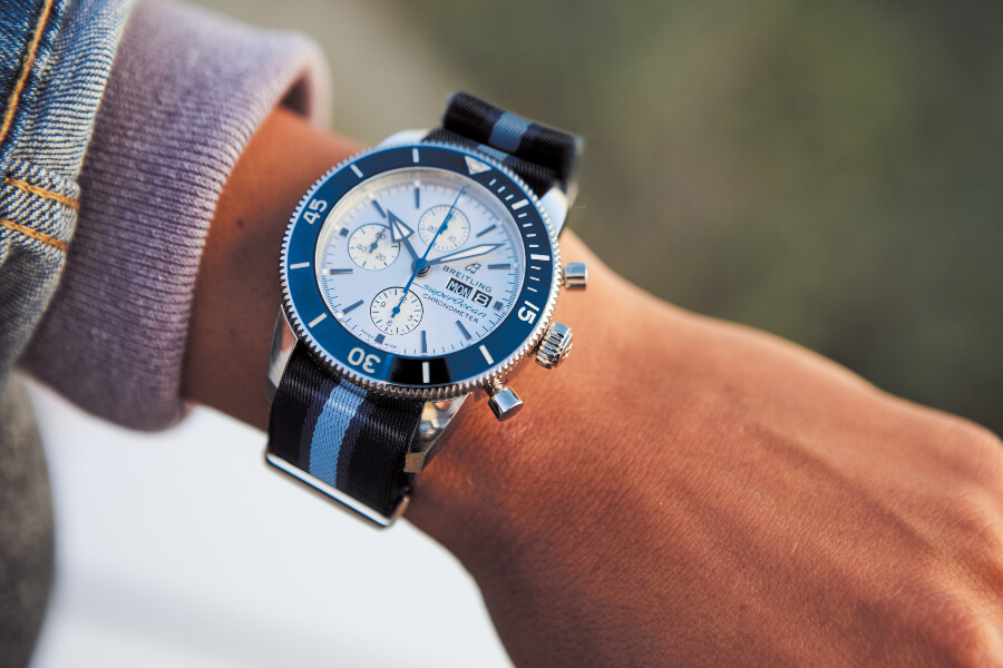 Breitling Superocean Heritage II Chronograph 44 Ocean Conservancy Limited Edition Watch Review