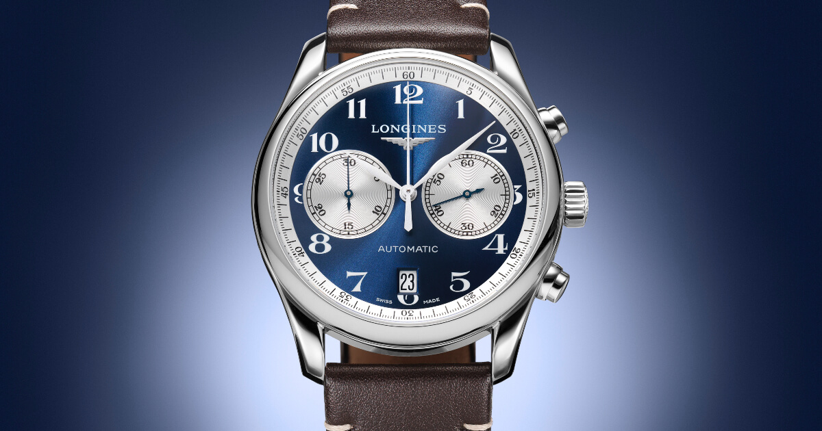 Longines Master Collection Chronograph Bucherer Blue Editions (Price and Specifications)