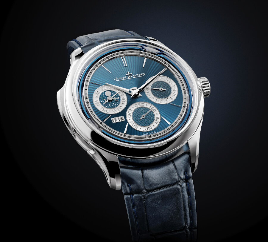 The New Jaeger-LeCoultre Master Grande Tradition Repetition Minutes Perpetuelle