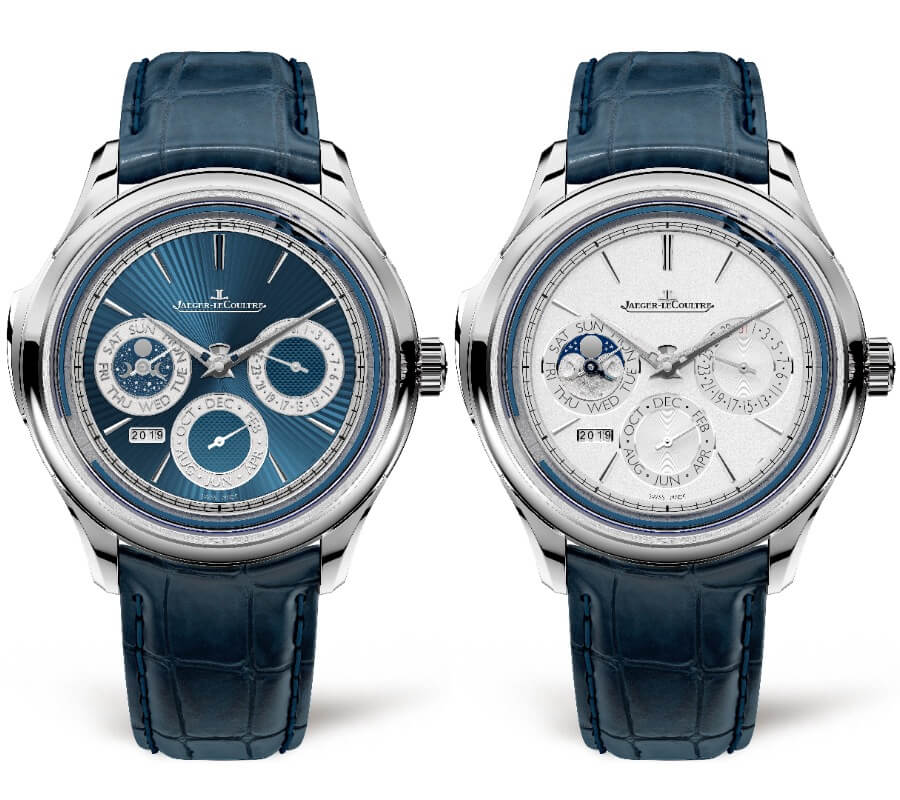 Jaeger-LeCoultre Master Grande Tradition Repetition Minutes Perpetuelle