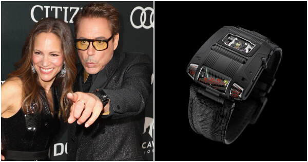 Urwerk With The Avengers In The End Game