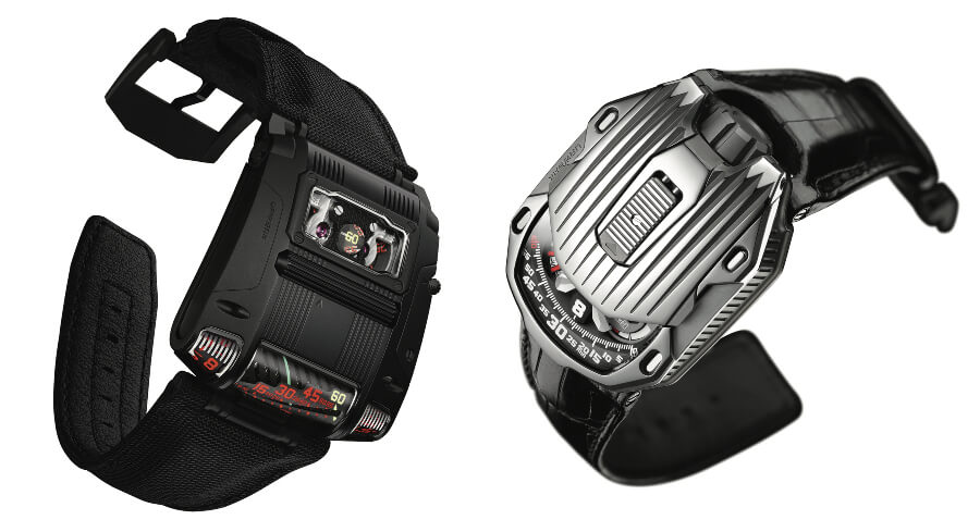 Urwerk Men Watch
