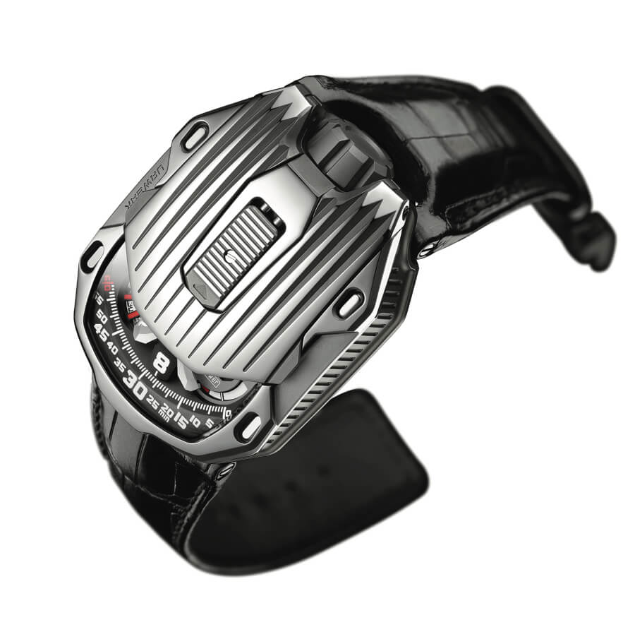 Urwerk UR-105 CT Iron