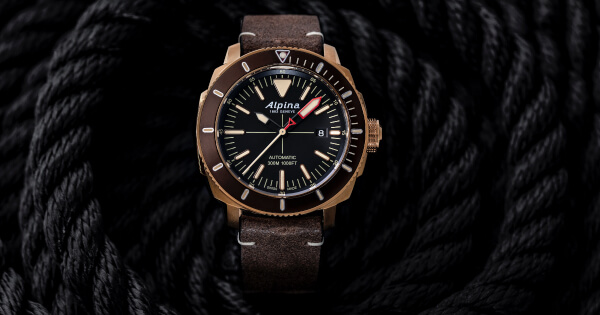 The New Alpina Seastrong Diver 300 (Price and Specifications)