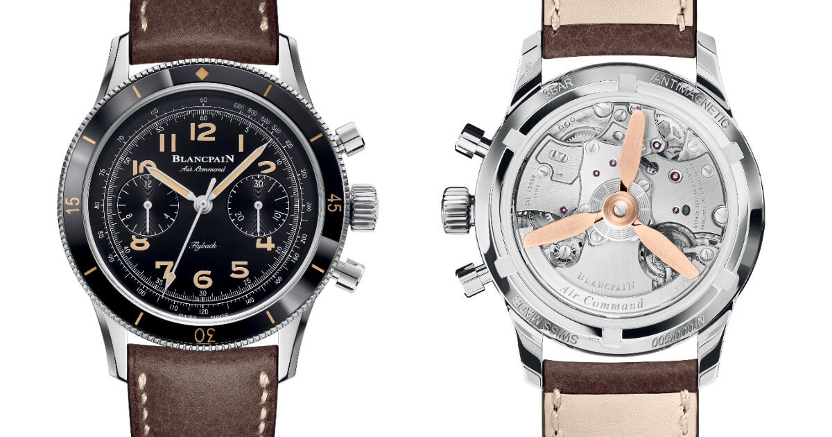Blancpain Air Command (Price and Specifications)