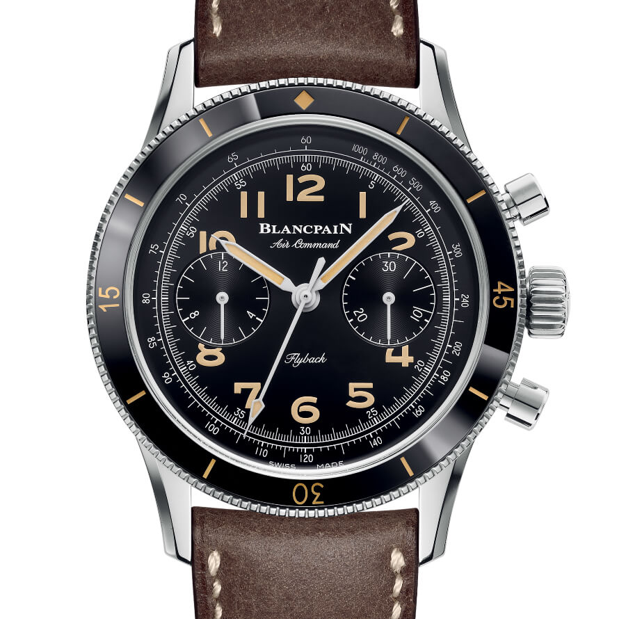 The New Blancpain Air Command