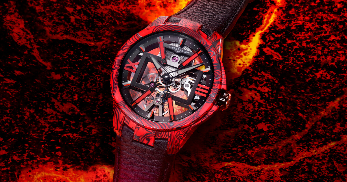 Ulysse Nardin Skeleton X Magma (Specs and Price)