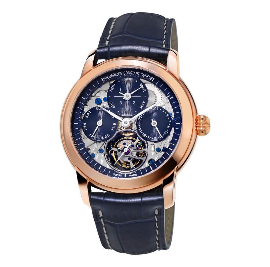 Frederique Constant Classic Tourbillon Perpetual Calendar Manufacture Watch Review