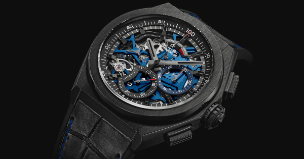 Zenith Defy El Primero 21 Boutique-Exclusive Limited Edition