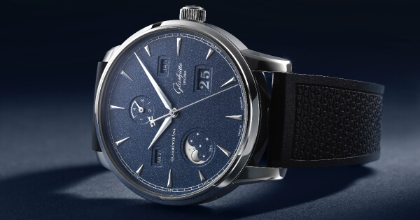 Glashutte Original Senator Excellence Perpetual Calendar Bucherer Blue Editions (Specs and Price)