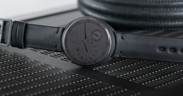 Ressence Type 1 ZZ (Specs, Pictures and Price)