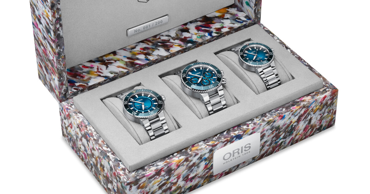 Oris Ocean Trilogy (Price and Specifications)