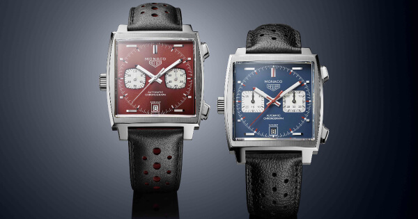 TAG Heuer Monaco 1979–1989 Limited Edition Reference CAW211W.FC6467 (Price and Specs)