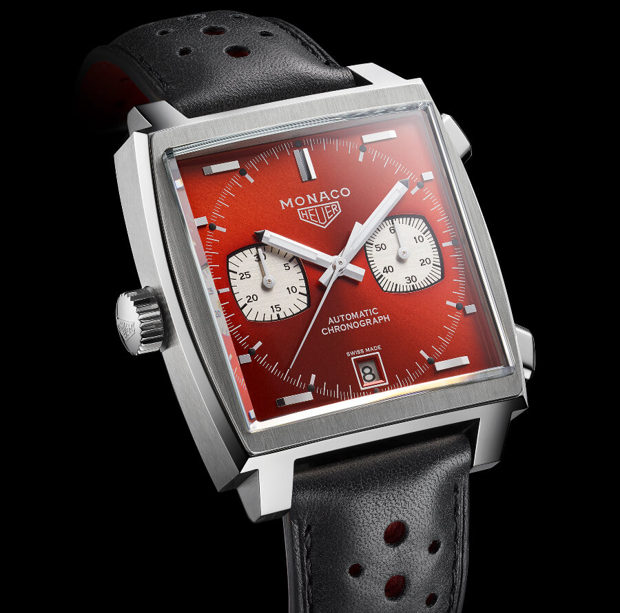 TAG Heuer Monaco 1979–1989 Limited Edition Reference CAW211W.FC6467