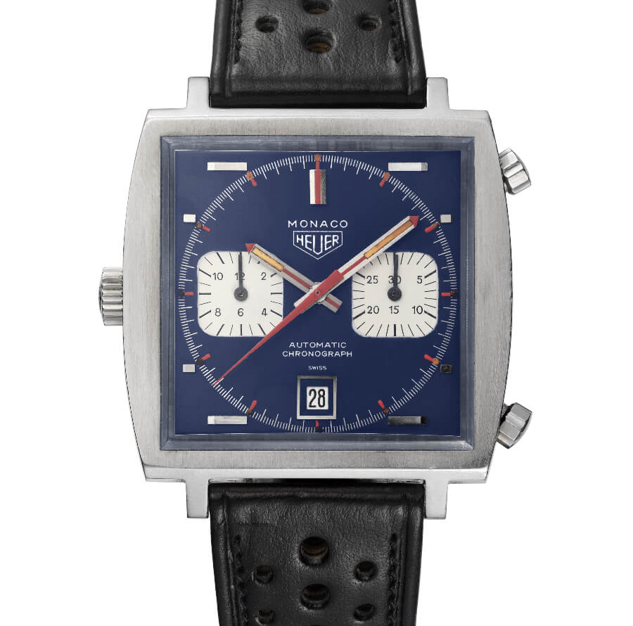 TAG Heuer Monaco 1979–1989 Original Model