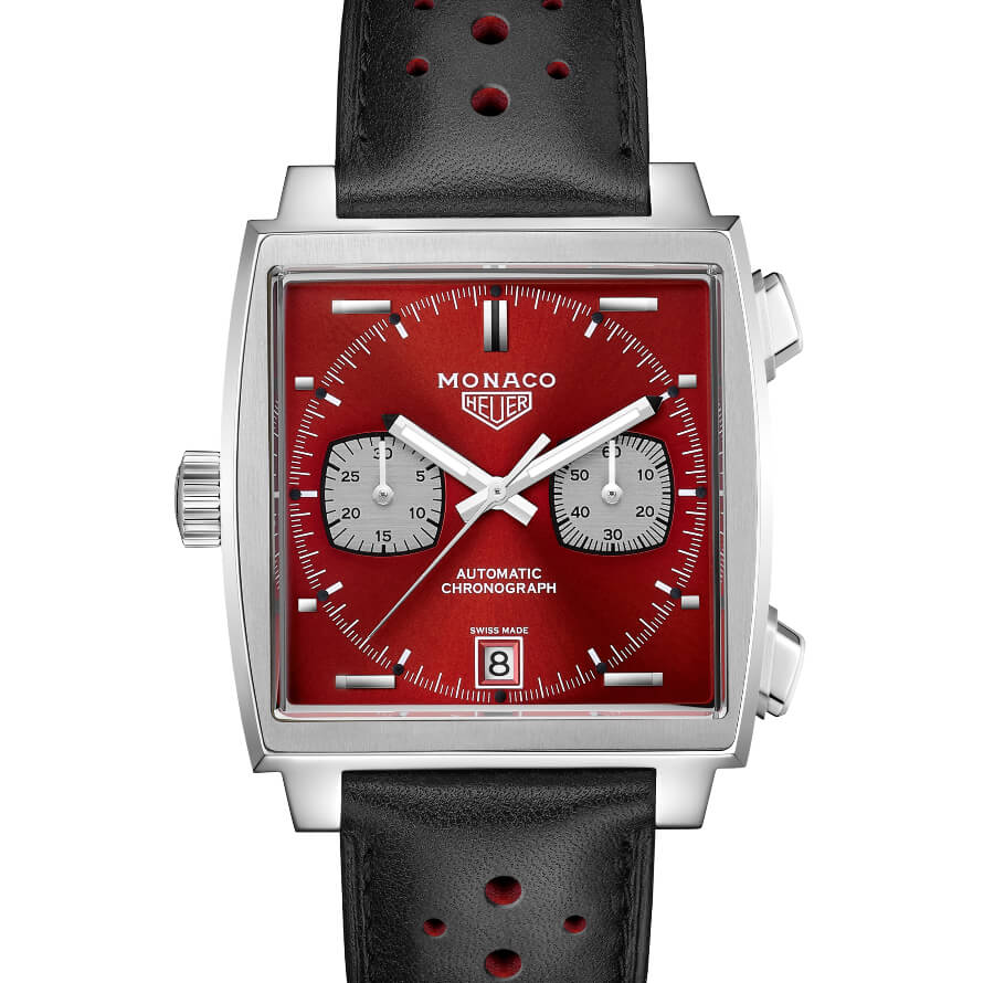 The New TAG Heuer Monaco 1979–1989 Limited Edition Reference CAW211W.FC6467
