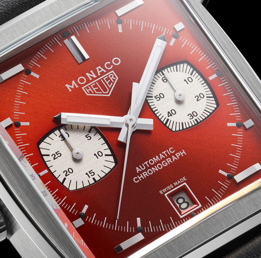 TAG Heuer Monaco Reference CAW211W.FC6467