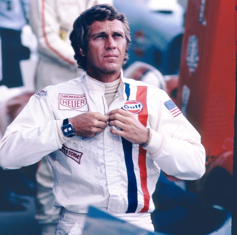 Steve McQueen Racing