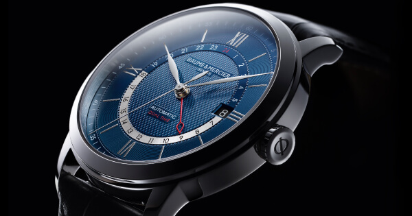 The New Baume & Mercier Classima