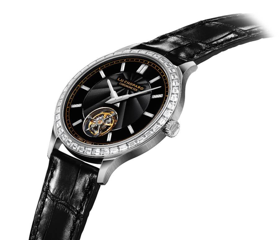 Chopard L.U.C Diamond Watch