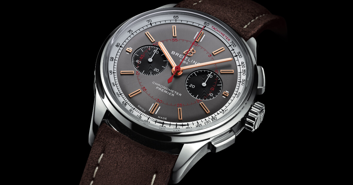 Breitling Premier B01 Chronograph 42 Wheels And Waves Limited Edition (Price and Specifications)