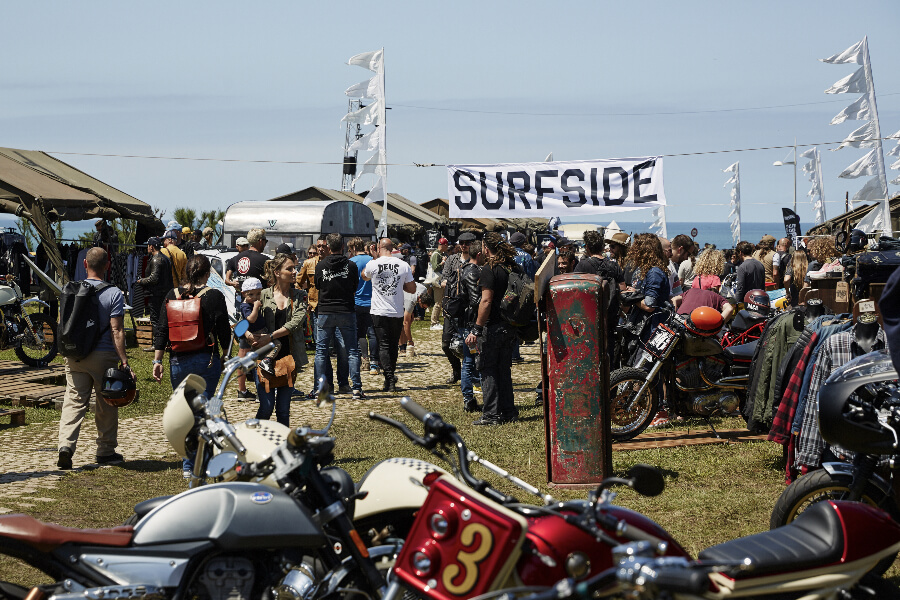 Wheels and Waves festival in Biarritz