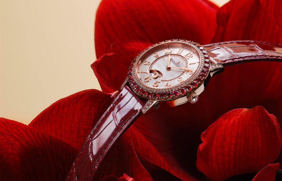 Jaeger-LeCoultre Dazzling Rendez-Vous Red Watch Review