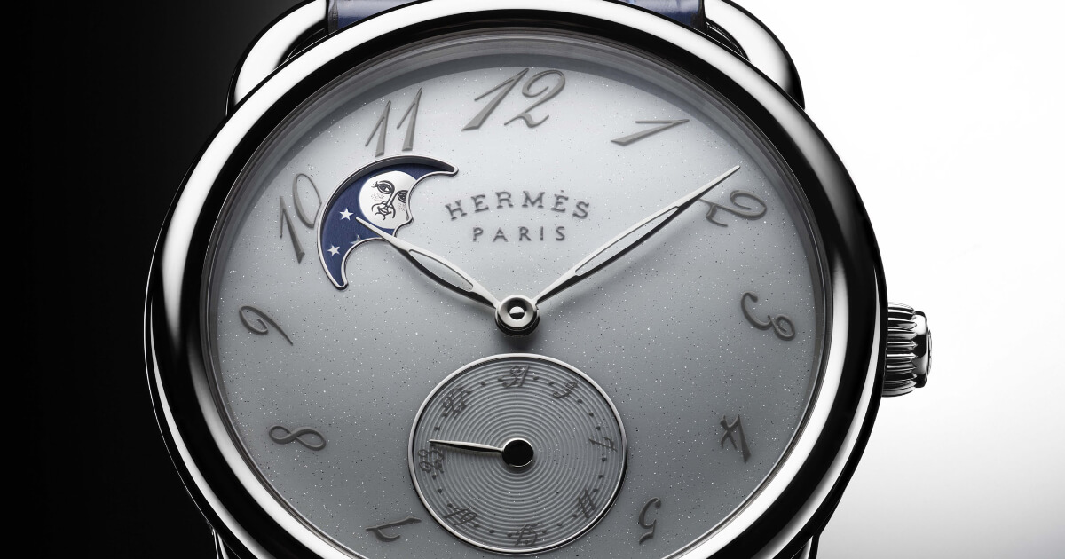 Hermes Arceau Petite Lune (Price and Specifications)