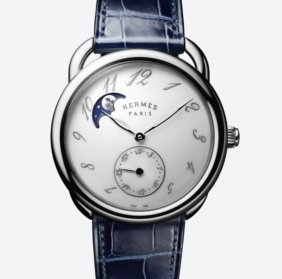 The New Hermes Arceau Petite Lune
