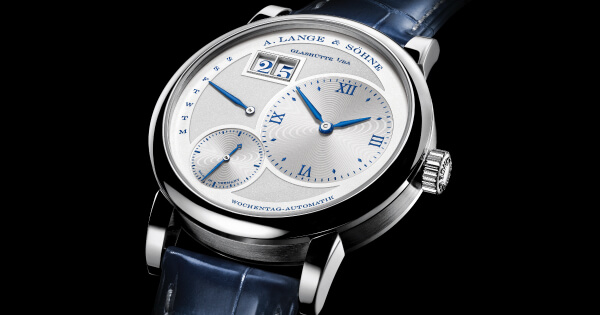 "A. Lange & Söhne Lange 1 Daymatic ""25th Anniversary"" (Specifications and Price)"