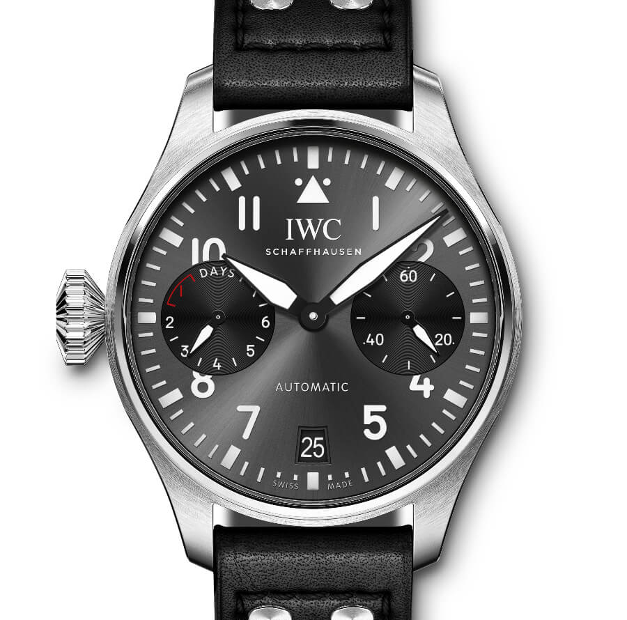"IWC Big Pilot's Watch Edition ""Right-Hander"" Ref. IW501012"