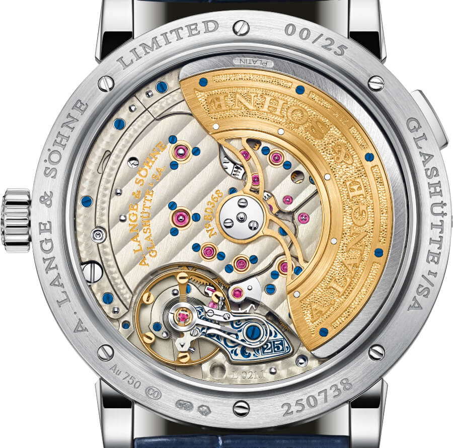 A. Lange & Söhne Lange 1 Daymatic Movement